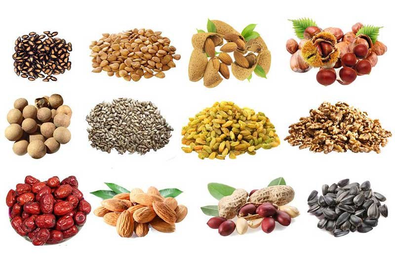 Cereals & Grains& Nuts