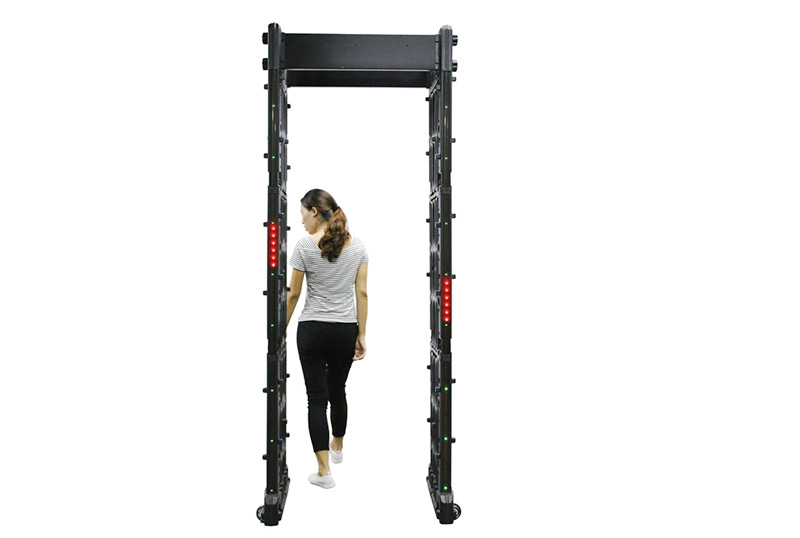 Metal Detector for Security