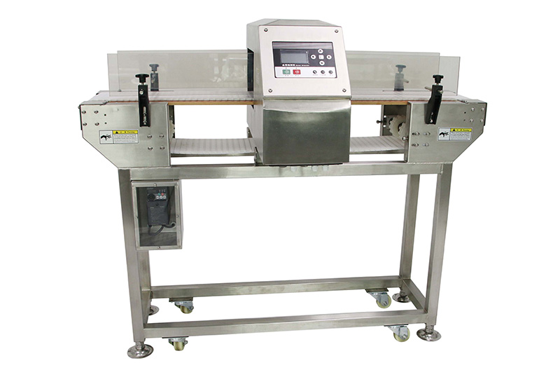 VCF-Chain Conveyor Food Metal Detector
