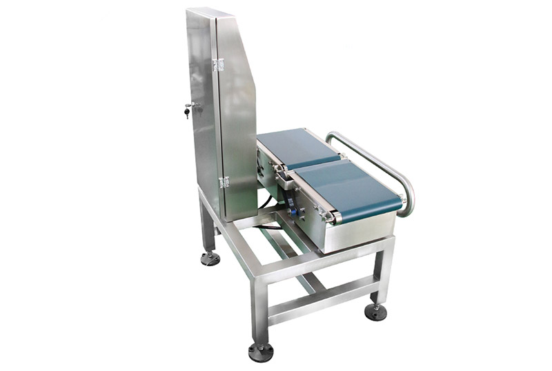 dynamic online check weigher machine for packaing line