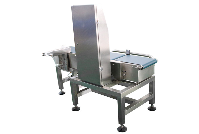 high speed checkweigher for boxes