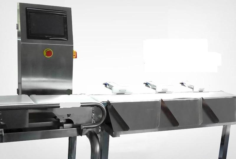 VC-M3 Three Grade Check Weigher Machine