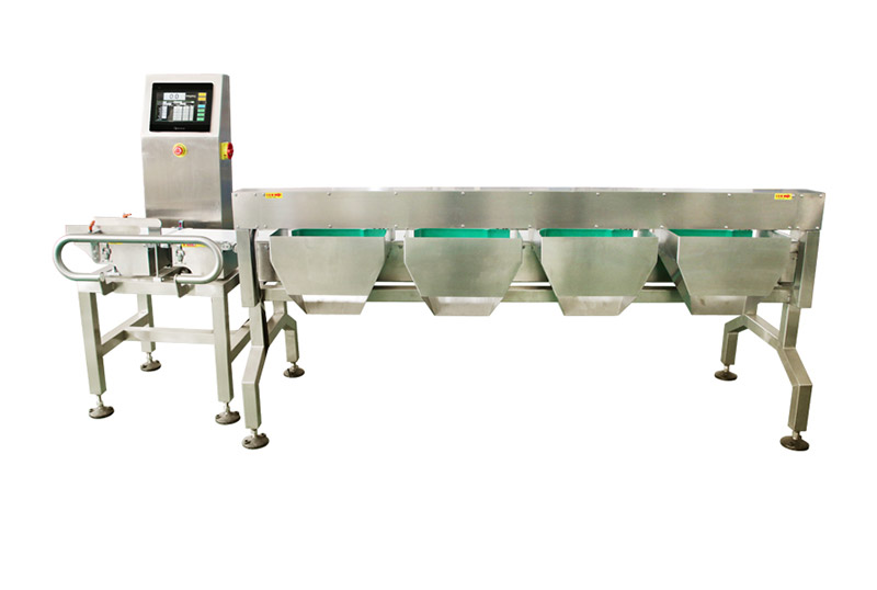 full automaic weight grading machine for fish,onion and vegetable industry