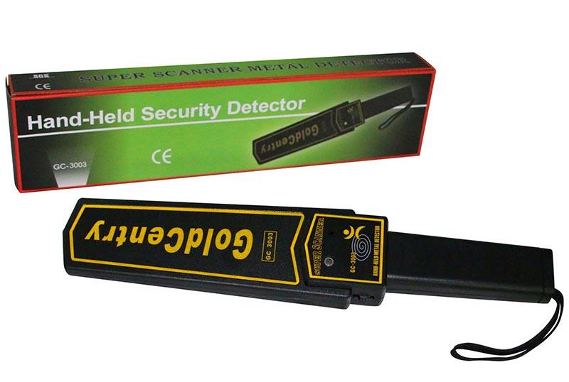 Hand Held Metal Detector GC3003